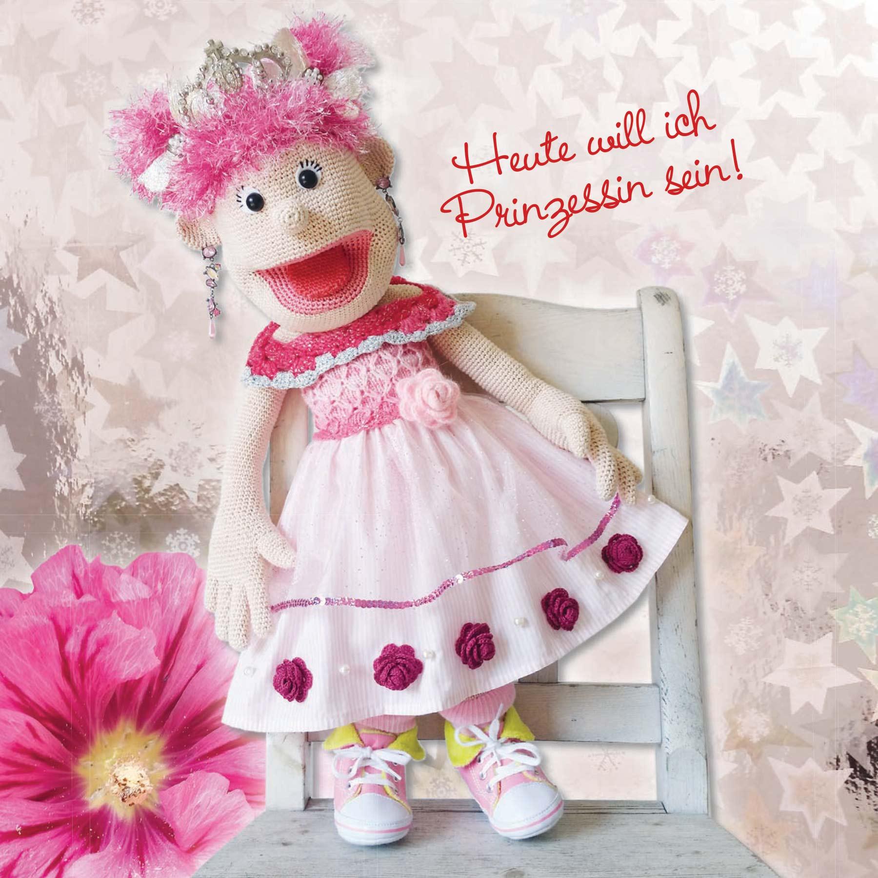 Meine Kleine Plapperpuppe Blumenbunt Verlag