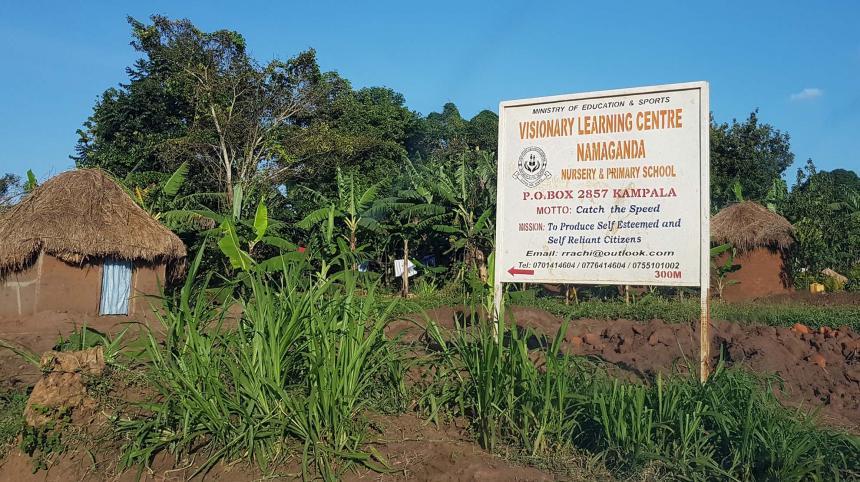 Uganda-Bericht 2019 – Welcome dear visitors