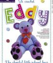 Crochet teddy bear EDDY – Blumenbunt fundraising campaign 2019
