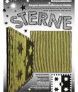 Sternzeichen STERNE Titelseite Schattenstrick-Anleitung